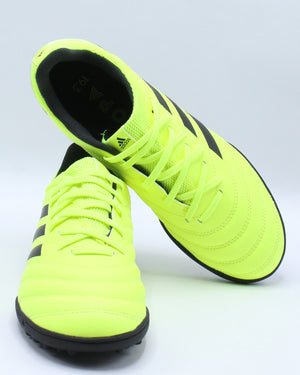 Kid's Copa 19.3 Tf J Soccer Shoe (Grade School) - Yellow Black