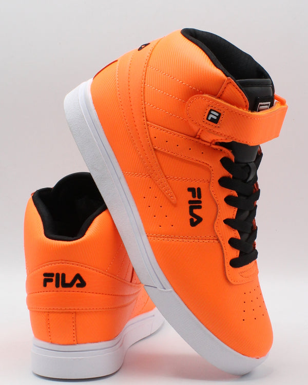 FILA-Vulc 13 Mp Diamond Sneaker (Grade School) - Orange-VIM.COM