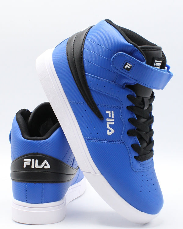 FILA-Vulc 13 Mp Diamond Sneaker (Grade School) - Blue-VIM.COM