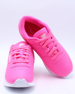 Kid's Machu Sneaker (Grade School) - Pink