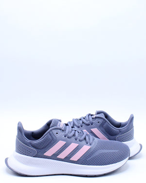 Run Falcon K Sneakerv(Grade School) - Indigo Pink