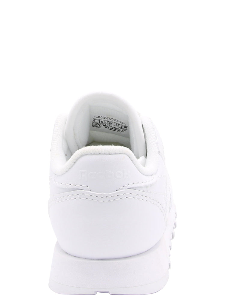 Classic Leather Low Top Sneaker (Toddler)