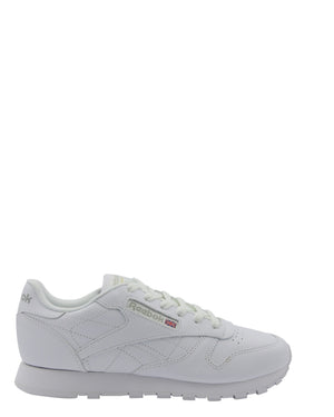 REEBOK-Classic Leather 71-5019 Sneakers (Toddler) - White-VIM.COM