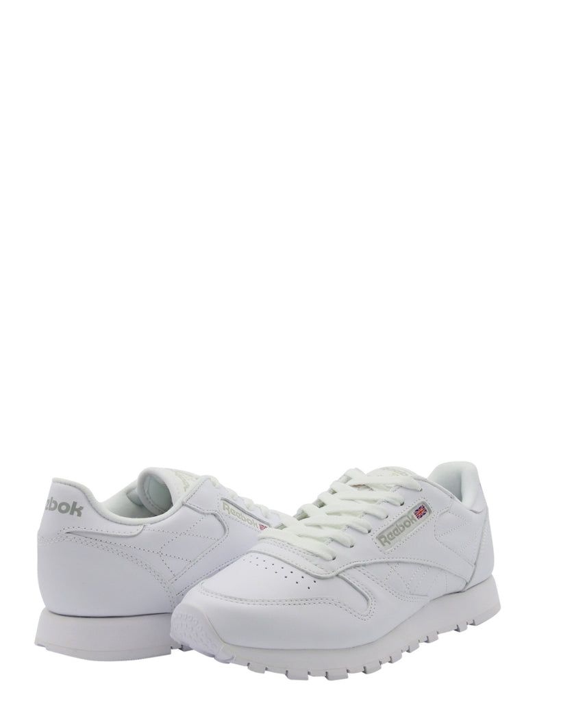 REEBOK Classic Leather 71-5019 Sneakers (Toddler) - White - Vim.com