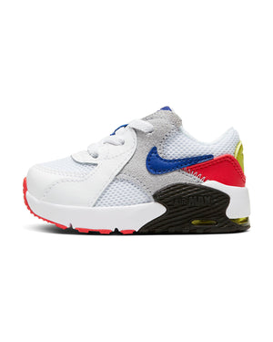 Air Max  Excee Sneaker (Infant) - White Blue