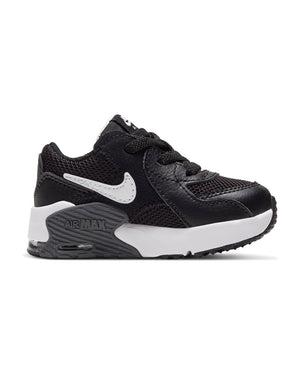 NIKE-Air Max Excee Sneaker (Infant) - Black Grey White-VIM.COM