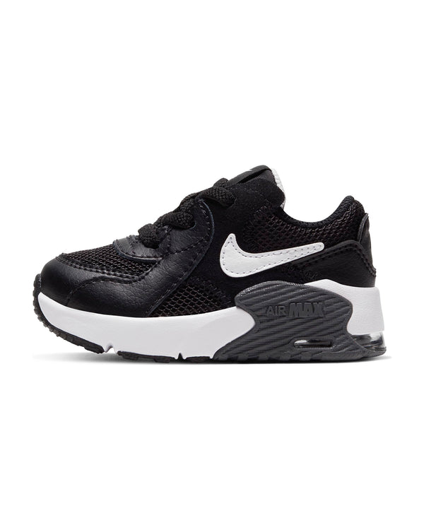 Air Max  Excee Sneaker (Infant) - Black Grey White