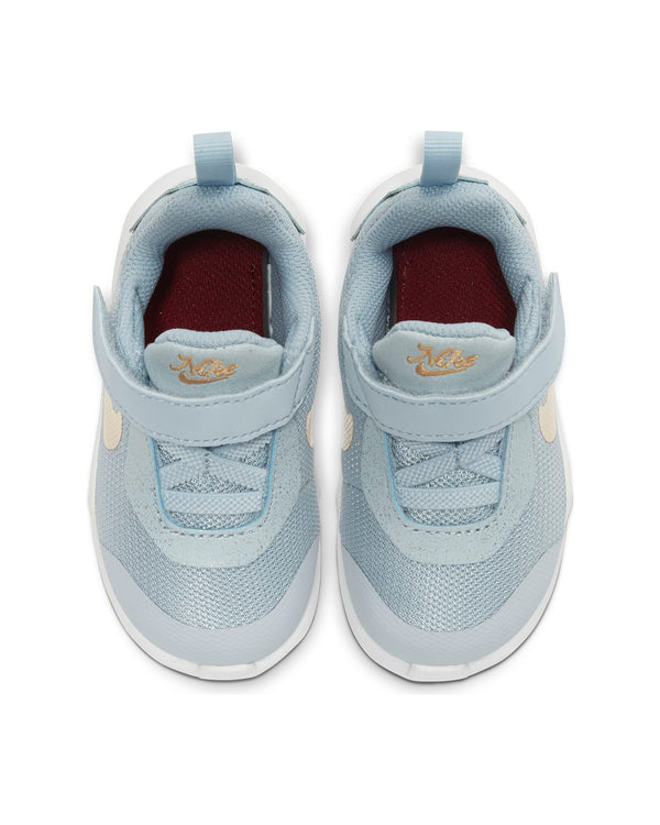 Air Max Oketo Valentine Sneaker (Infant) - Blue Gold
