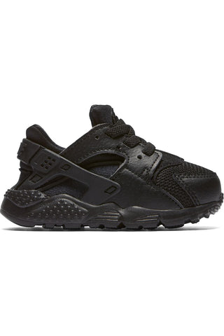 Kid's Huarache Run Shoe (Toddler) - Black