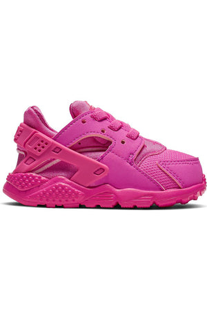 NIKE-Kid's Huarache Run Shoe (Toddler)- Fuchsia Pink-VIM.COM