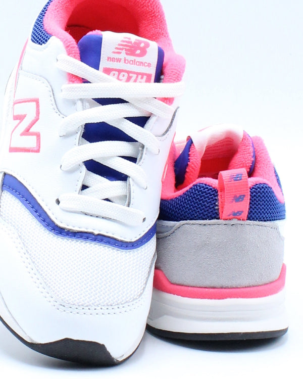 Inf  997 Sneaker (Toddler) - White Pink