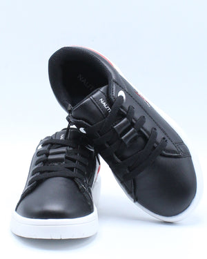 Arturo Sneaker (Toddler) - Black