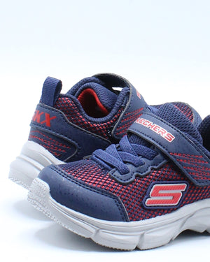 Advance Sneaker (Toddler) - Blue Red