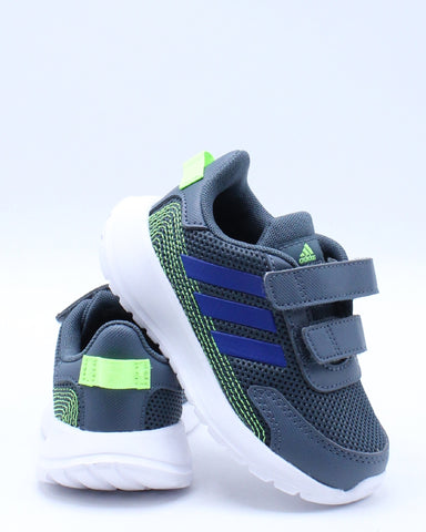 ADIDAS-Kid's Tensaur Run 1 Boot (Toddler) - Blue-VIM.COM