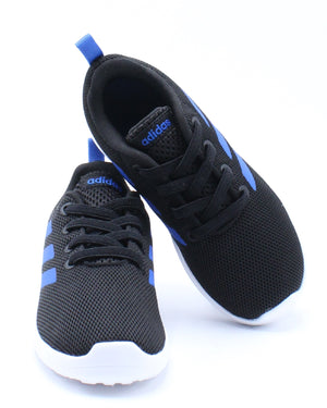 Kid's Lite Racer Cln I Sneaker (Toddler) - Black Blue