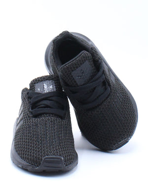 Kid's Swift Run Sneaker (Toddler) - Black