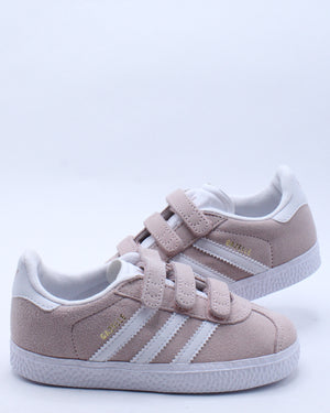 Kid's Gazelle Cf1 Sneaker (Toddler) - Pink