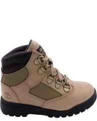 Boys' 6 Inch Fabric Field Boot (Toddler)