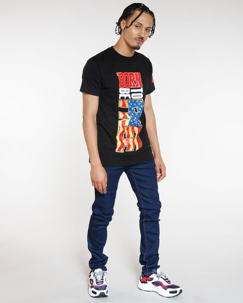 VIM Yellow Stitching Skinny Jean - Dark Blue - Vim.com