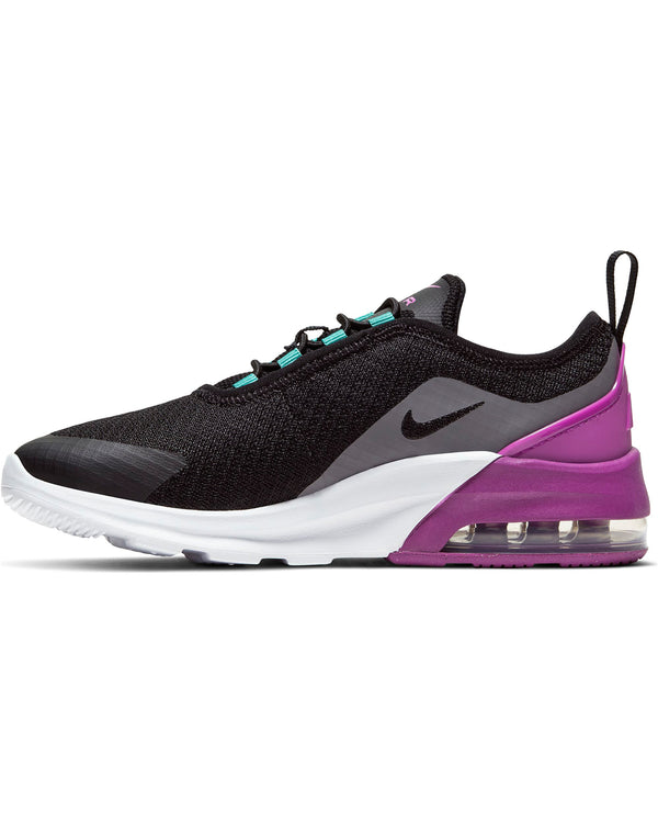 Air Max Motion 2 Sneaker (Grade School) - Black Violet