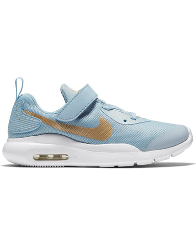 Air Max  Oketo Valentine Sneaker (Pre School) - Blue Gold