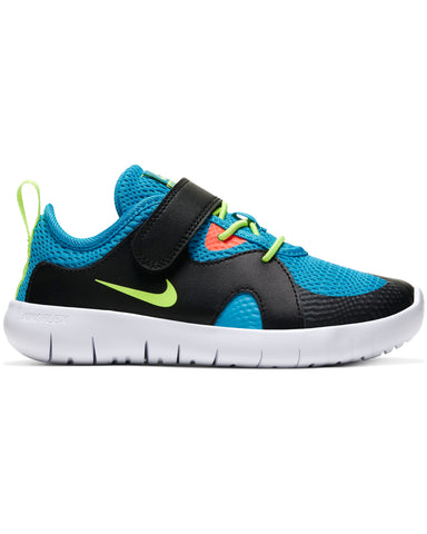 NIKE-Flex Contact 3 Sneaker (Pre School) - Blue-VIM.COM