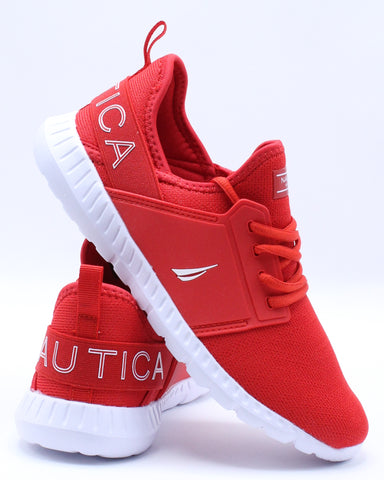 Rainey 2 Sneaker (Pre School) - Red