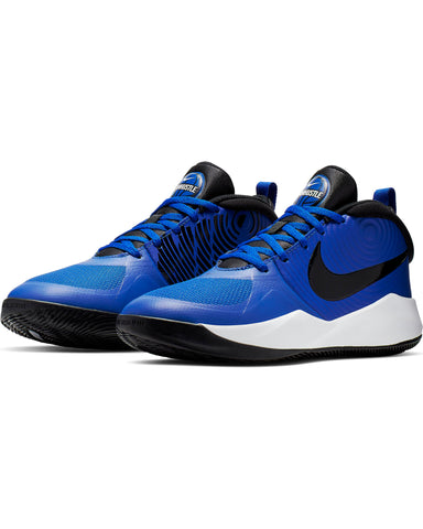 NIKE-Team Hustle D 9 Sneaker (Grade School) - Royal-VIM.COM