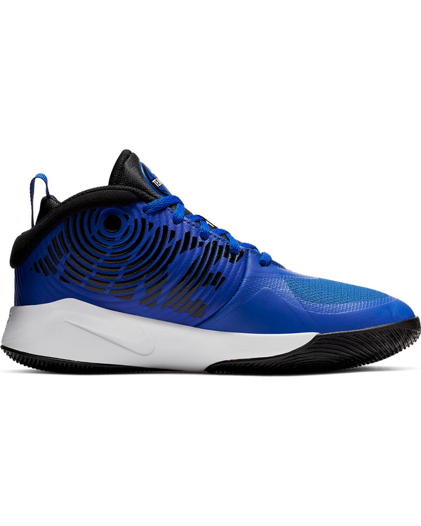 Team Hustle D 9 Sneaker (Grade School) - Royal