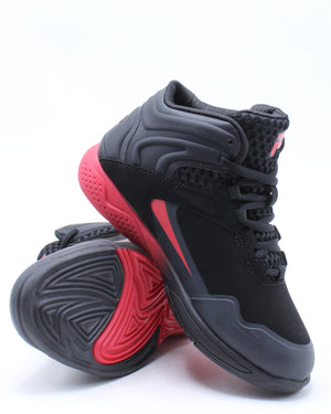 Kid's Torranado 8 Sneaker (Grade School) - Black Red