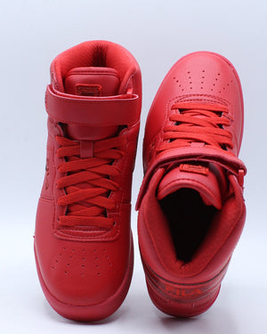 Vulc 13 Sneaker (Grade School) - Red