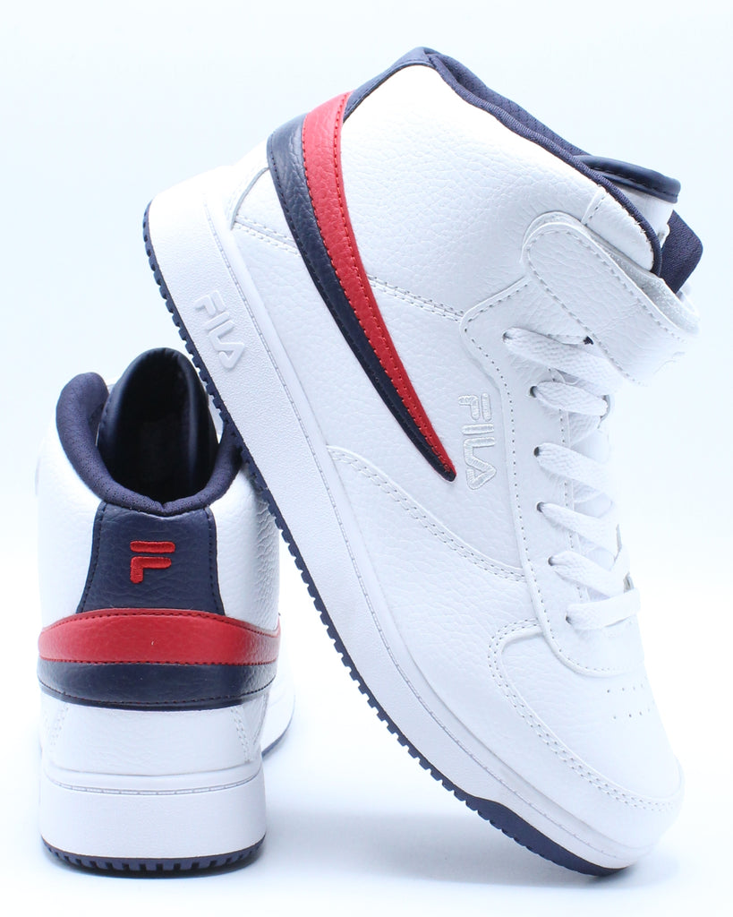 Fila A-HIGH Men/'s Basketball HI-TOP athletic Sneakers Comfortable Casual Fashion