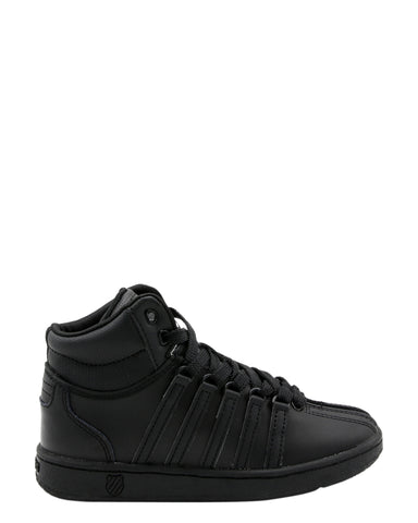 K-Swiss Boys' Classic Vn Mid Leather Sneakers (Pre School) - Vim.com