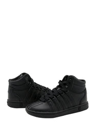 Boys' Classic Vn Mid Leather Sneakers (Preschool)