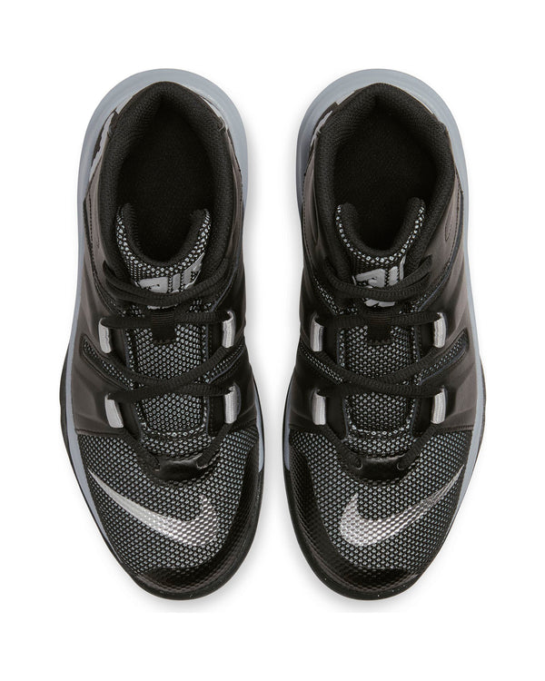 Air Max Charge Sneaker (Grade School) - Black Silver