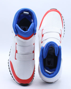 Kid's Rally Future Sneaker (Grade School) - White Navy Red