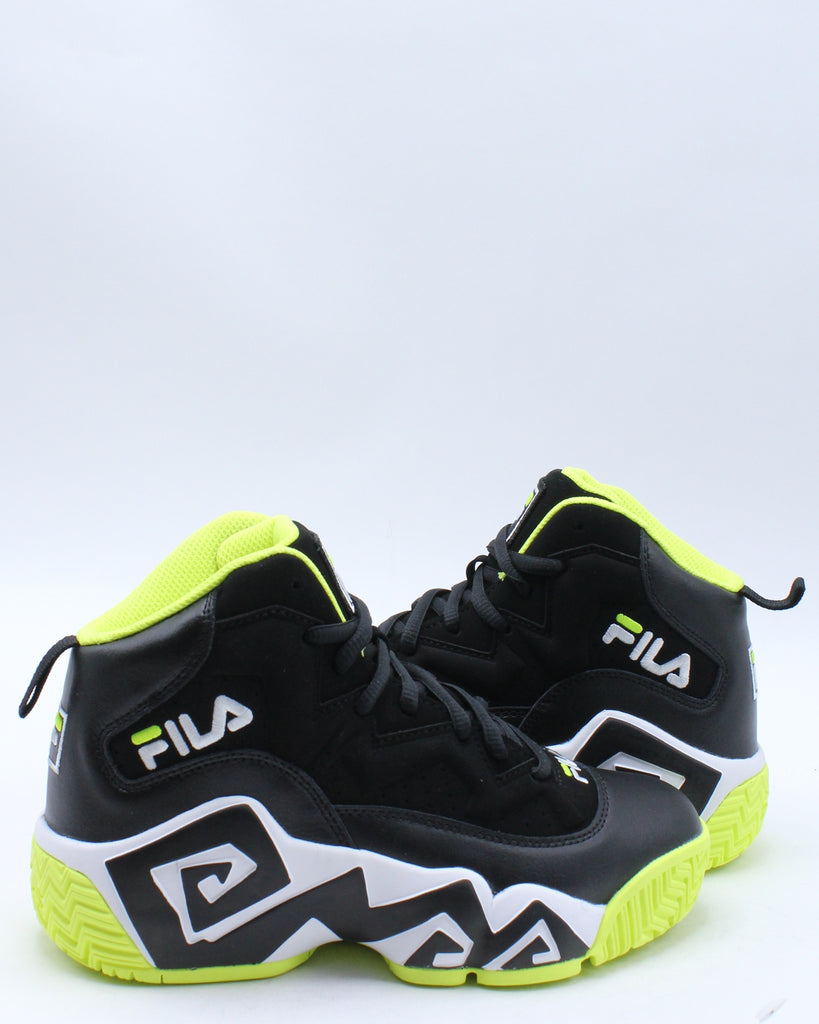 Mb Sneaker (Grade School) - Black Yellow