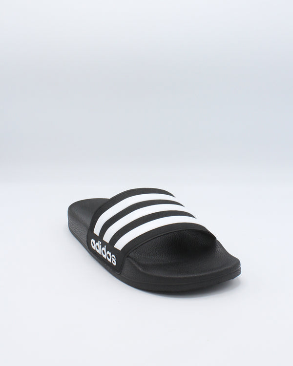 Adilette Shower Slide (Grade School) - Black