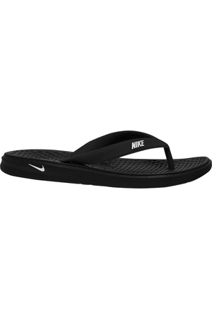Kid's Solay Thong Slide (Grade School) - Black