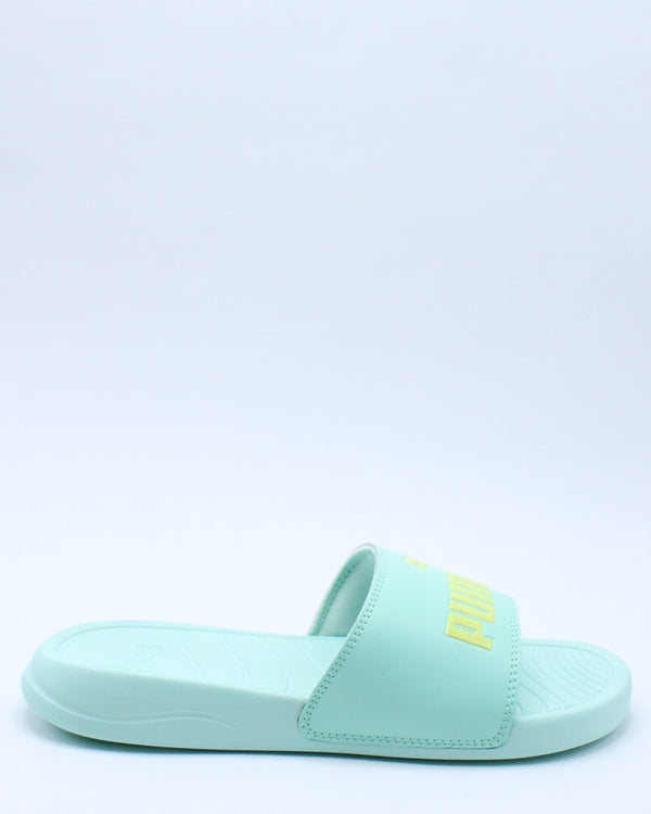 Kid's Popcat 20 Jr Slide (Grade School) - Mint Green