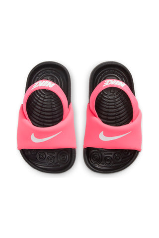 Kid's Kawa Sandal (Toddler) - Pink Black