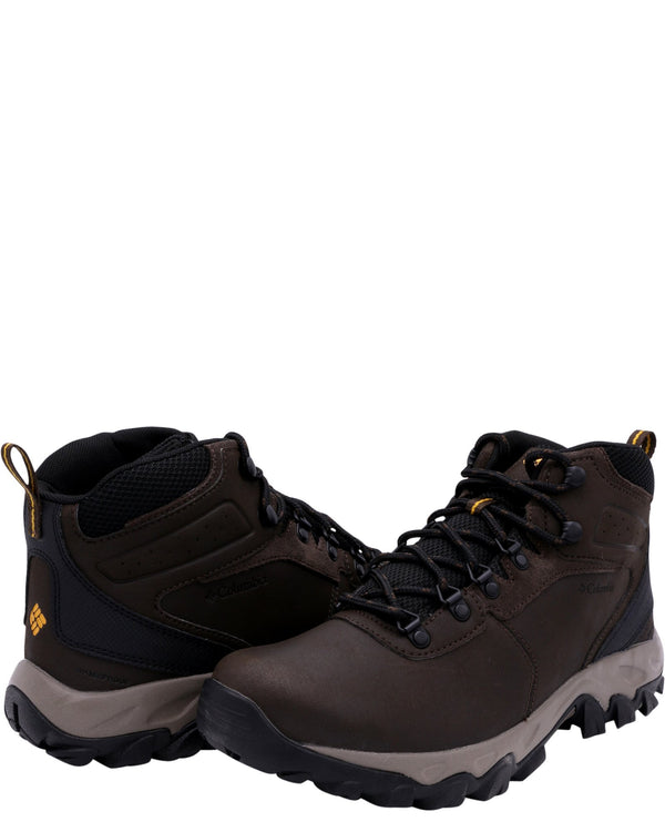 VIM Men'S Mud Newton Ridge Plus Waterproof Boots - Brown - Vim.com