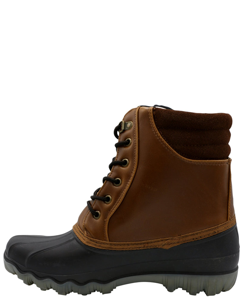 BEVERLY HILLS POLO CLUB Men'S Snow Boot - Tan - Vim.com