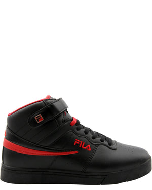 FILA-Men's Vulc 13 Mp Sneakers - Black Red-VIM.COM