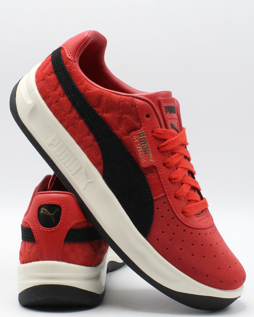 official photos edbbf ee594 Gv Special Lux Sneaker - Red Black