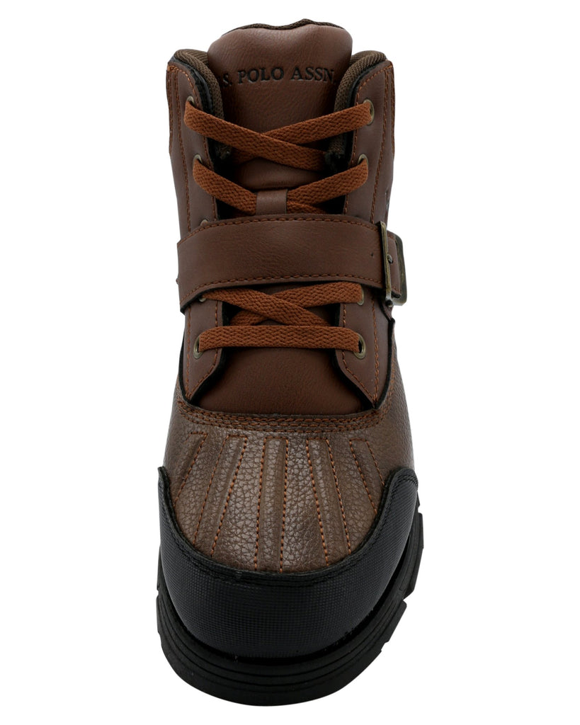 U.S. POLO ASSN. Men'S Redwood Mid Cut Boot - Brown - Vim.com