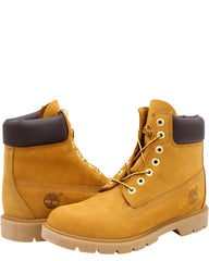 TIMBERLAND Men'S 6-Inch Waterproof Boots - Wheat - Vim.com