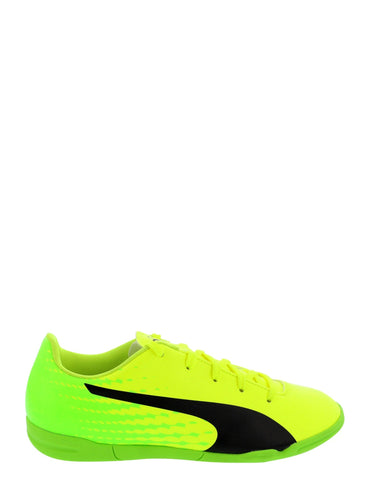 PUMA-Boys' Evospeed 17.5 It Sneakers (Grade School) - Green Black-VIM.COM