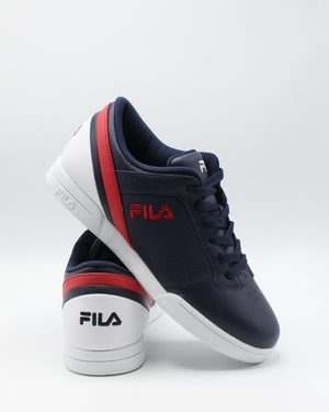 FILA-Men's Place 14 Sneaker - Navy-VIM.COM