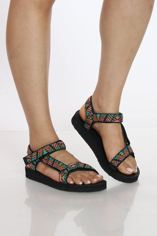 Women's Eva Velcro Water Sandal - Tribal-VIM.COM